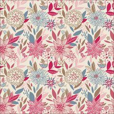 Patterns2 by Julia Grigorieva, via Behance