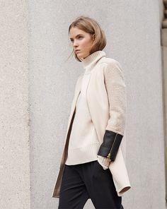 Women's Coat Shop Feature - CM - Club Monaco