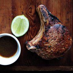 Pork Chops with Sweet-and-Sour Cider Glaze | Recipe | Pork Chops ...