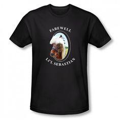 Parks and Recreation Farewell Li'l Sebastian T-Shirt