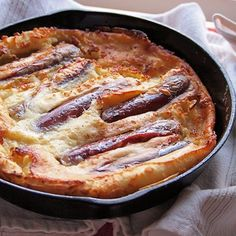 Toad in the Hole - Delicious pub grub