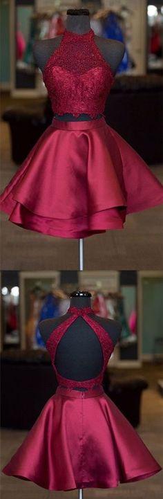 Charming Prom Dress, A Line Short Homecoming Dress, Prom dresses,PD690004