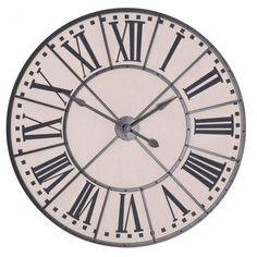 105cm Large Vintage Wall Clock Garden Furniture, Bedroom Furniture, Boutique Furniture from Optimal World