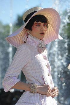 Chanel Resort 2013 Versaille Report (Vogue.com UK)
