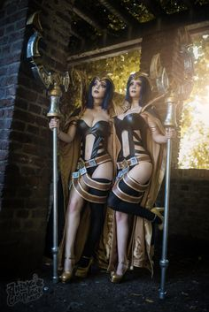 "Cosplay na Twitterze: ""Anissa Cosplay and Zayuri as LeBlanc https://t.co/SeSlhI72LF"""