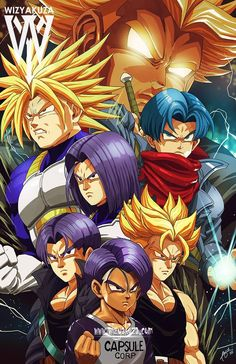 Trunks transformations