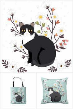 Tuxedo Cat Products
