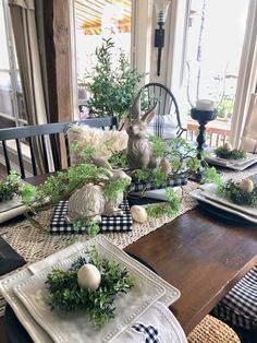 In this post i m sharing 3 easter table theme ideas for your easter table easter decor ideas easter tables spring tablescape easter entertaining pretty spring table ideas spring table decor easter tablescapes Easter Table Settings, Easter Table Decorations, Decoration Table, Easter Decor, Easter Ideas, Easter Centerpiece, Table Centerpieces, Decorating For Easter, Table Arrangements