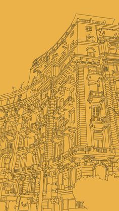 Downtown Building Illustration by ~K-A-S-S-A-B on deviantART