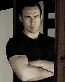 Kevin Durand..there's something about his smirky smirk.