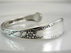 spoon bracelet                                                                                                                                                                                 More