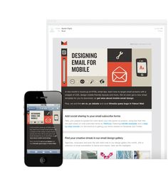 7 Essential Tips to Creating Mobile-Friendly Emails #emailmarketing #mobile