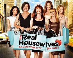 Real Housewives of New York back when it was great
