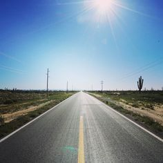 Long roads intense sunshine 10kg of water weighing the bike down. Being prepared is one thing turning the pedals in this heat is very much another... _______________ #bajacalifornia #desert #exploringtheglobe #bicycletrip #bikenomad #travellife #cycletheworld #travelstoke #worldbybike #instatravel #passionpassport #adventurebybike #wanderlust #pedalforever #bicycletouring #getoutandride #inspiredtravels #liveyourdreams #simplethingsinlife #humanpoweredadventures #roadslikethese…
