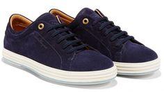 Stylish Salvatore Ferragamo Sneakers For The Modern Man Homem Moderno,  Tênis Cano Alto, Salvatore d1836af03f