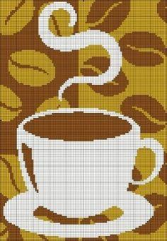images attach c 7 98 393 Cross Stitch Charts, Cross Stitch Designs, Cross Stitch Patterns, Cross Stitching, Cross Stitch Embroidery, Cross Stitch Kitchen, Plastic Canvas Patterns, Needlepoint, Needlework