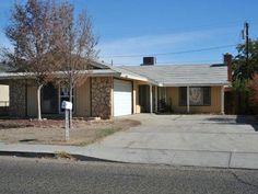 132 South Gold Canyon Street Ridgecrest, 93555 Kern County   HUD Homes Case Number: 045-725763   HUD Homes for Sale: @ $72,864.00