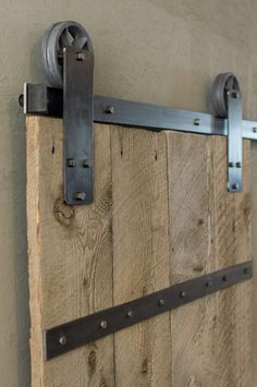 """Artisan Hardware Aspen Raw Steel Barn Door Hardware Kit for-Artisan Hardware Aspen Raw Steel Scheunentor Hardware Kit für 36 """"Tür – Gedoe… Artisan Hardware Aspen Raw Steel Barn Door Hardware Kit for 36 """"Door – Gedoens – -"""