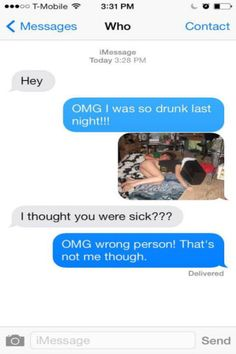11 EX- Girlfriend Text FAILS