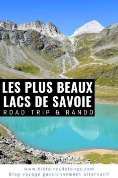Road trip en van autour des lacs de Savoie (itinéraire de 2 semaines) - The Best Travel Stories of all over the World Vacation Places, Places To Travel, Places To Visit, Destinations D'europe, Road Trip France, Road Trip Europe, Europe Packing, Voyage Europe, Blog Voyage