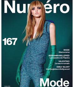 NEW ISSUE NUMERO #167 OCTOBER 2015 PRINT ARRIVED 1.10.15