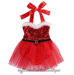 Arriving Late Sept - Make sure to get your order is so you don't miss out on this adorable outfit Our tutu rompers are filled with a little glitz n glam, made with your special princess in mind... Fro