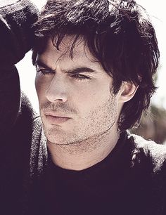 Ian Somerhalder- this had to be pinned.