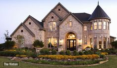 Toll Brothers The Vinton Renaissance at Richwoods in Frisco, TX. http://www.tollbrothers.com/TX/Richwoods
