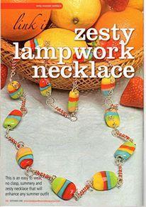 Zesty Wire Necklace