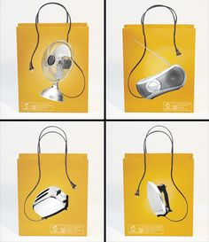 Creative and Unusual Shopping Bags