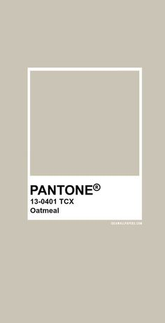 0 201 total views, 13 views today Pantone Oatmeal : Pantone The perfect iPhone wallpaper pictures. Pantone Swatches, Color Swatches, Pantone Colour Palettes, Pantone Color, Colour Pallete, Colour Schemes, Geometric Wallpaper Iphone, Iphone Wallpapers, Color Shades