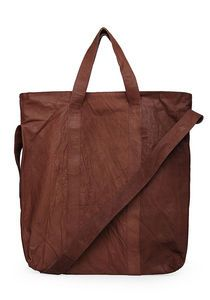Leather Tote Bag by Hope.