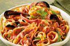 Seafood Fondue Recipe, Pasta Sauce Recipes, Fondue Recipes, Bacon, Seafood Pasta, Cooking Instructions, Home Recipes, Meal Recipes, What To Cook