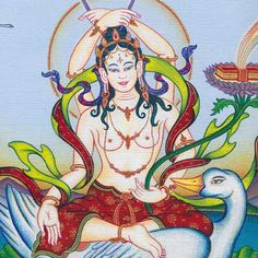 Tara protecting against poisons and naga-related diseases
