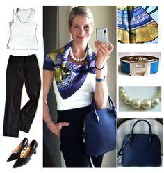 MaiTai's Picture Book: Capsule wardrobe #14 ~ Paris travel wardrobe variation