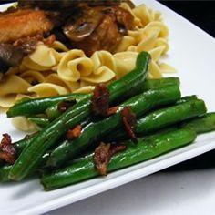 Savory Green Beans - Allrecipes.com