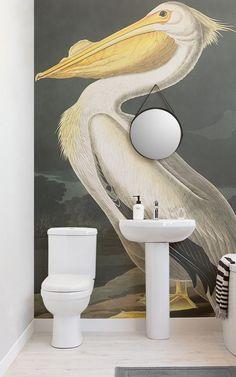 Gut Entwerfen Sie Einen Schönen Kleines Bad Raum Mit Diesen Gästebad Ideen Mit  Ikonischer Toilette Tapete.