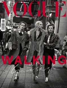 Isabeli Fontana, Carolyn Murphy & Milla Jovovich October 2016