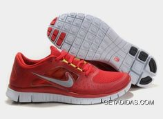 new concept 813db 3f00b More and More Cheap Shoes Sale Online,Welcome To Buy New Shoes 2013 Womens  Nike Free Run 3 Gym Red Sail Reflect Silver Shoes  New Shoes - Womens Nike  Free ...