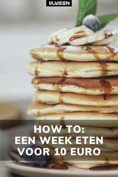 Budget Planer, Budget Meals, Euro, Frugal, Saving Money, Budgeting, Tasty, Favorite Recipes, Snacks