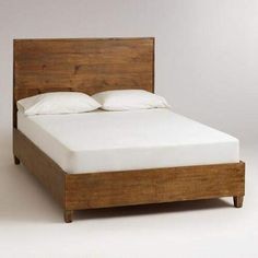 Reilly Queen Storage Platform Bed | World Market