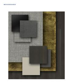 Boca do Lobo mission is understand and interpret the past through technology and contemporary design Colour Pallete, Colour Schemes, Mood Board Interior, Material Board, Mood And Tone, Colour Board, Color Inspiration, Interior Design, Home Decor
