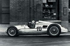 CA Auto Union Type C 1936