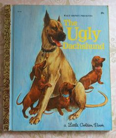 The Ugly Dachshund book, but this was one of my favorite movies as a kid! We had it on VHS and I watched it so many times.