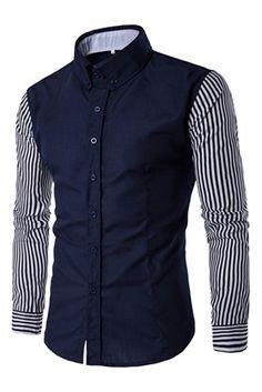 Business Casual Men, Men Casual, Dress Suits For Men, Men Dress, Mens Kurta Designs, Formal Shirts For Men, Stylish Shirts, Shirt Shop, Shirt Style