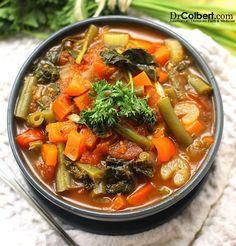 Delicious Vegetbale Soup