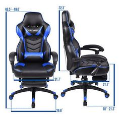 Surprising Barton Executive Reclining Office Chair Ergonomic High Back Theyellowbook Wood Chair Design Ideas Theyellowbookinfo