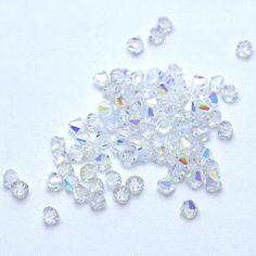 Balão preciosa 6 mm cristal AB - Maximus Tecidos   Loja Online