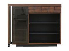 【FLYMEe】キッチン カウンター f1149 / KITCHEN COUNTER #kitchencounter #interior #furniture #kitchenstorage #インテリア #家具 #キッチン収納