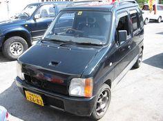 evil inside Wagon R, Kei Car, Old School Cars, Dream Cars, Vehicles, Car, Vehicle, Tools